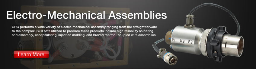 Electro-Mechancial Assemblies